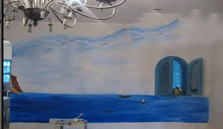 墙绘图片素材国外创意墙绘图案创意墙绘图案素材