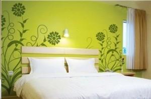 宁德霞浦居民卧室墙绘展示