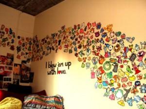手绘墙装饰开辟时尚家装