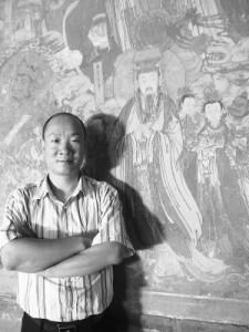 石家庄毗卢寺水陆道场壁画