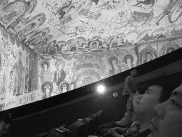 莫高窟壁画里的《五台山图》