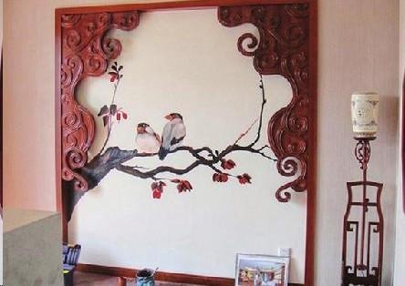 龙岩手绘墙面的装饰要点及流行趋势