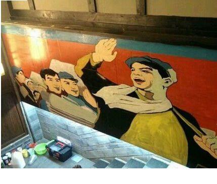 莆田墙绘 承接各种墙绘装饰画 价格低 技术好