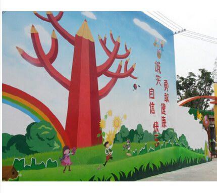 宁德墙绘墙画手绘墙墙体彩绘装饰画壁画涂鸦
