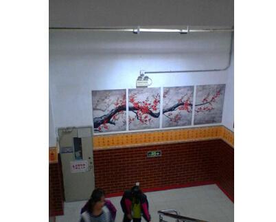 上海墙绘 上海手绘墙 ,油画壁画 ,彩绘墙画