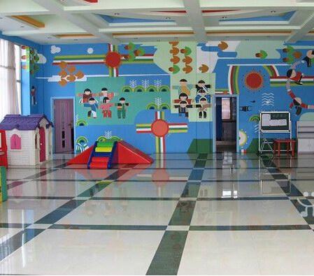 大连幼儿园手绘墙工程 大连幼儿园墙绘墙画