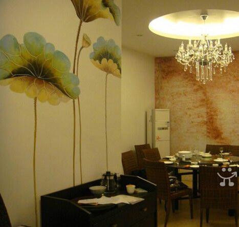 宁德高品质墙绘 墙画 手绘墙
