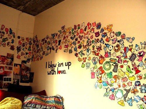 宁德想找在家里墙壁上画画的人,最好是各种卡通图案