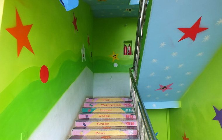 幼儿园墙绘图片 幼儿园墙绘素材 幼儿园墙绘案例