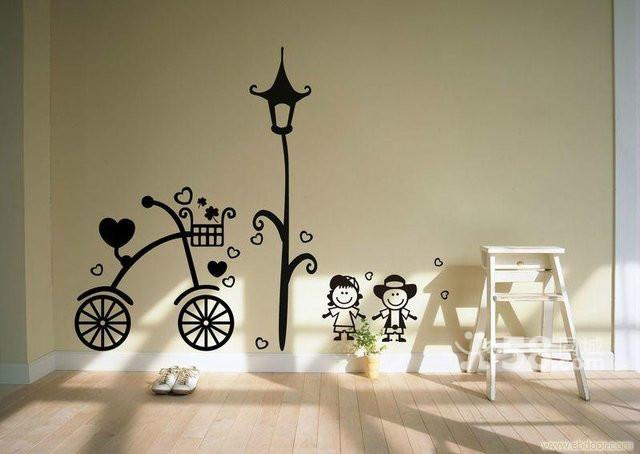 墙绘案例 - 手绘墙画案例