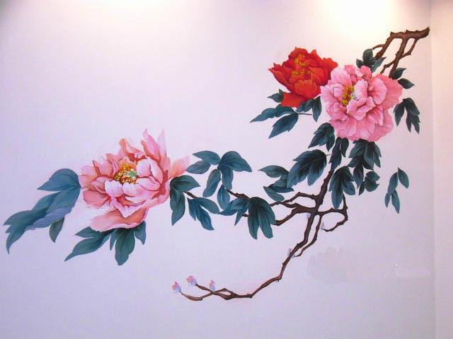 昆明墙绘、手绘墙、墙体绘画