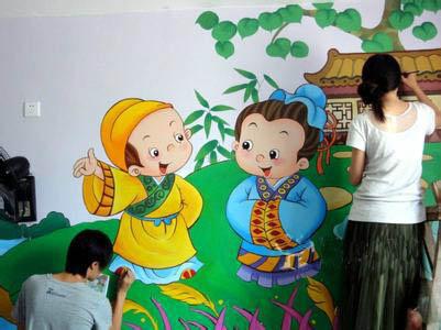 合肥个性墙绘品牌 手绘墙公司