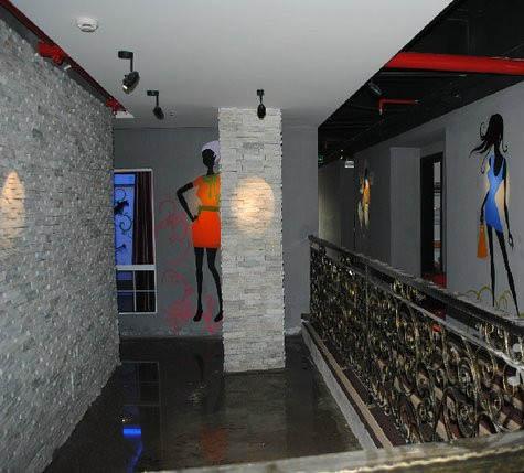济南墙体视觉艺术墙绘 手绘墙