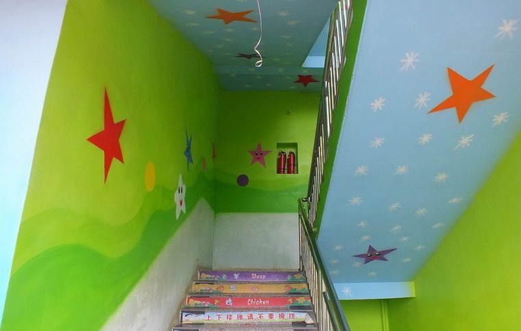 漳州幼儿园手绘墙体彩绘
