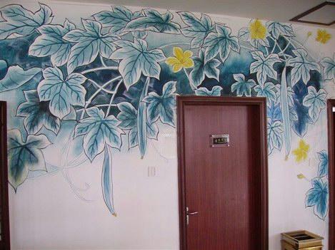 永安墙绘 永安手绘墙工作室 永安墙体彩绘价格