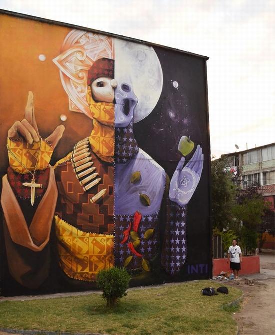 泉州彩绘/泉州手绘墙/泉州涂鸦/泉州变电箱绘画/广告艺术/卖脸广告