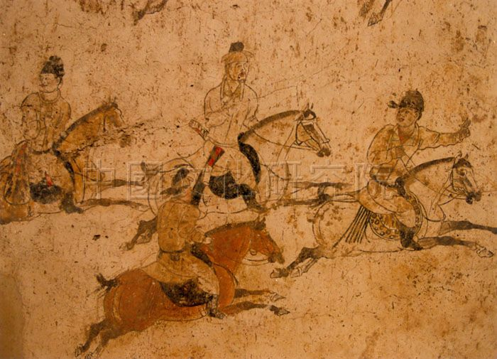 现在壁画在中国的一个状态