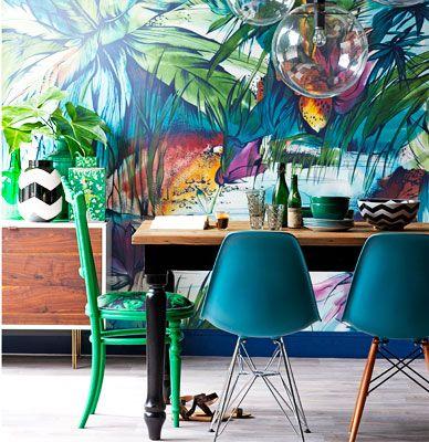 墙绘是什么时间作画好?