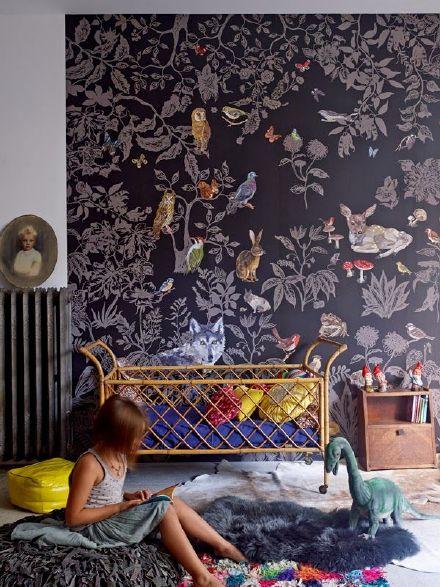 墙绘艺术欣赏