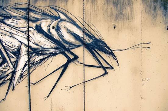 法国墙绘大师Iemza作品欣赏