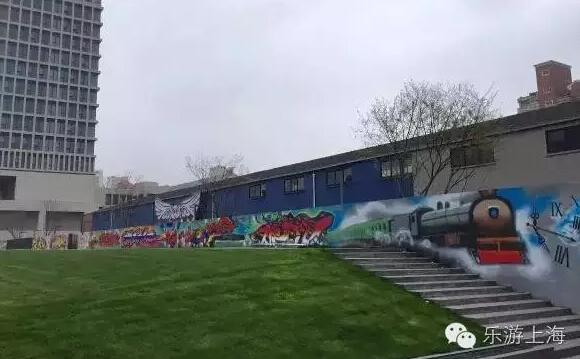 全上海的网红涂鸦地大搜罗 你都去过吗?